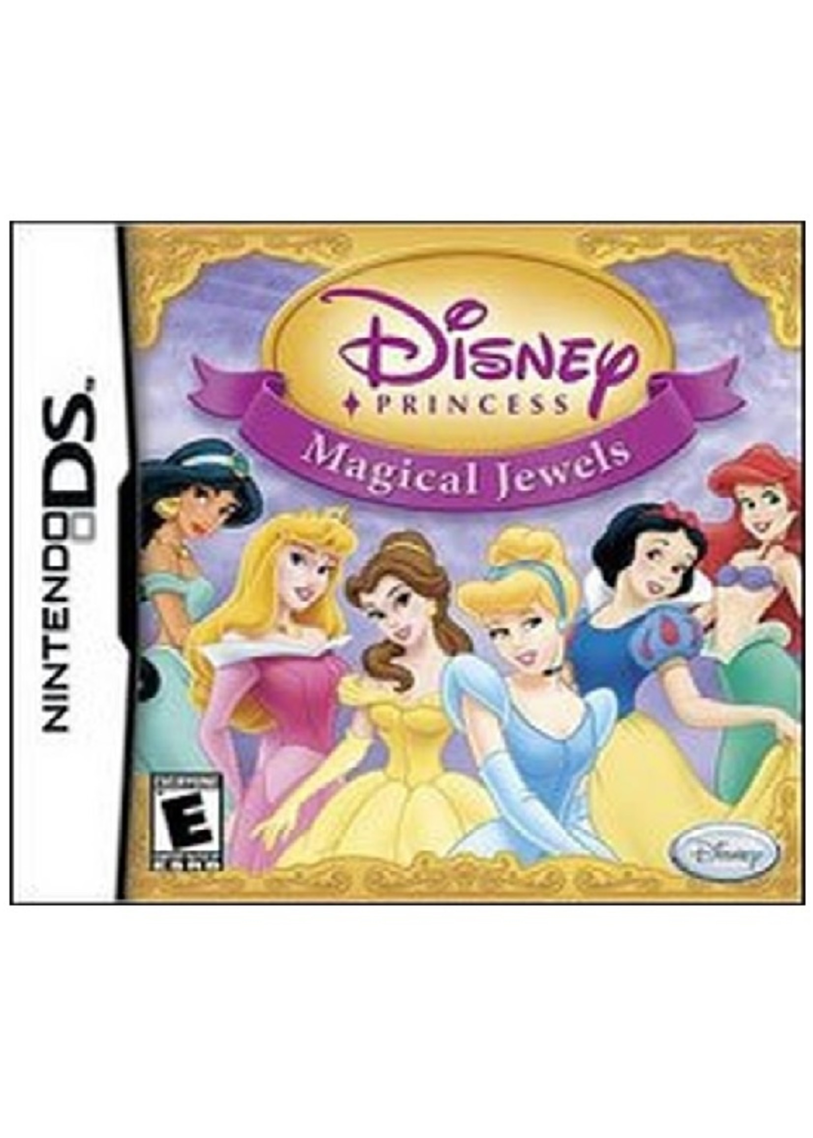 Disney Princess: Magical Jewels - NDS PrePlayed