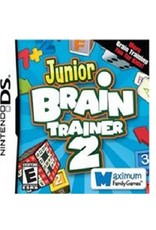 Junior Brain Trainer 2 - NDS PrePlayed