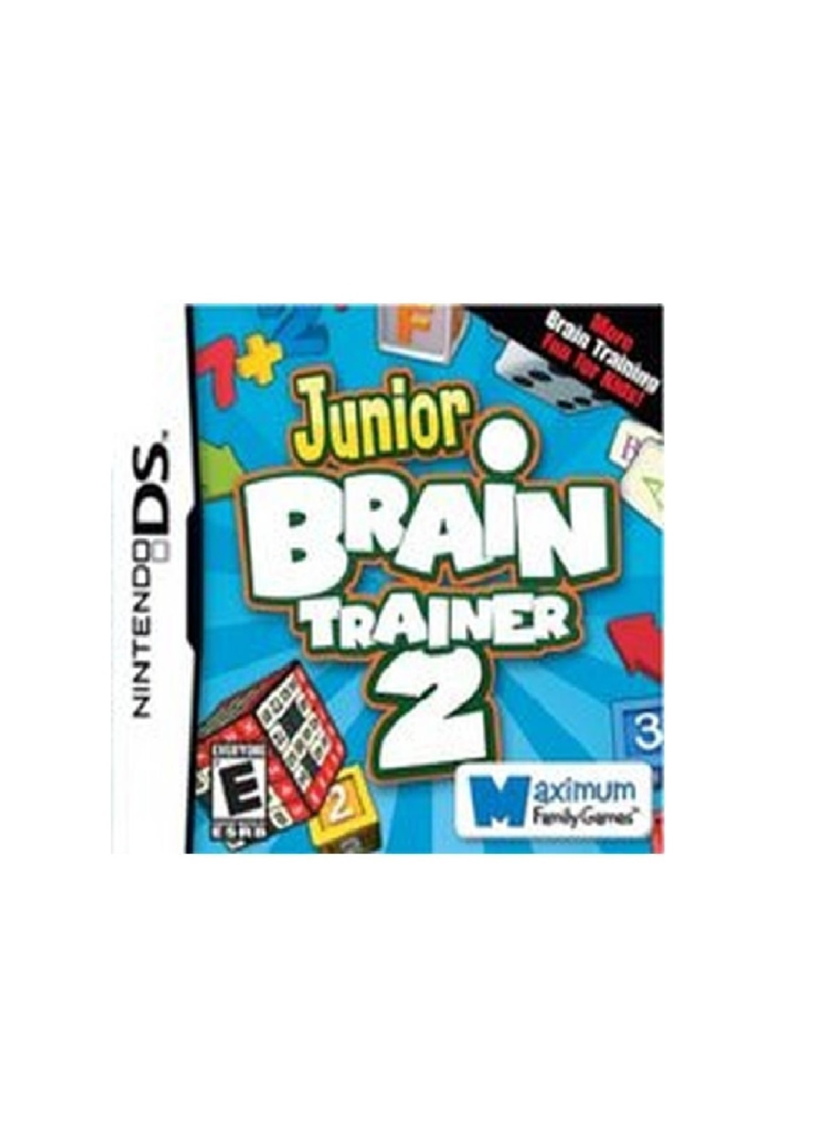 Junior Brain Trainer 2 - NDS PrePlayed