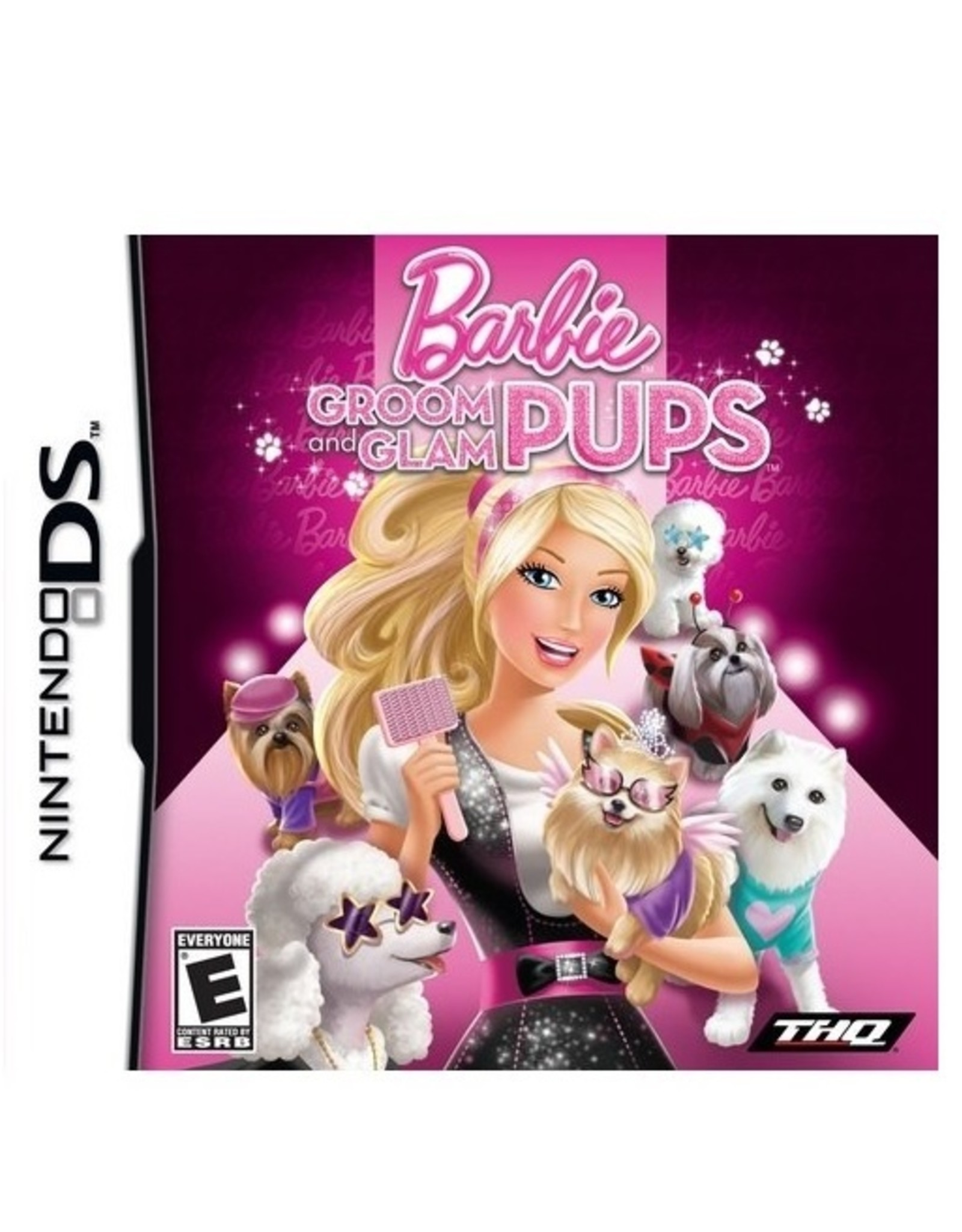 barbie: Groom and Glam Pups - NDS PrePlayed