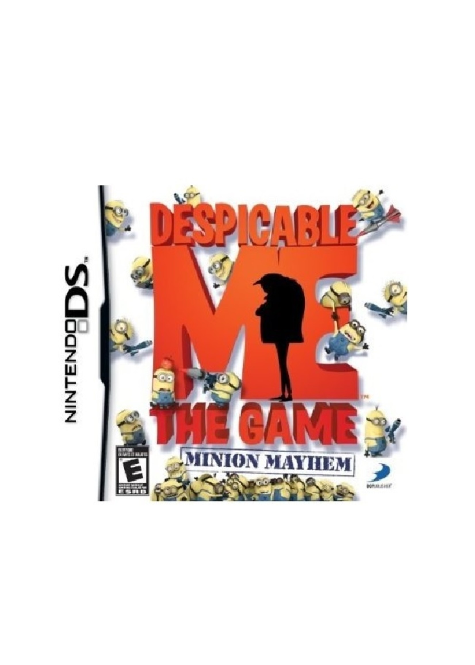 Despicable Me -  NDS PrePlayed