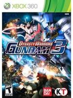 Dynaty Warriors: Gundam - XB360 PrePlayed