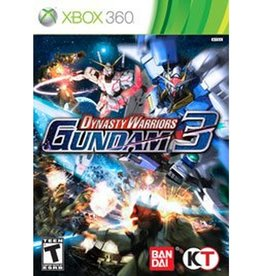 Dynaty Warriors: Gundam - XB360 PrePlayed