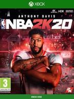 NBA 2K20 - XBOne PrePlayed