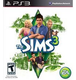 The Sims 3 - PS3 PrePlayed