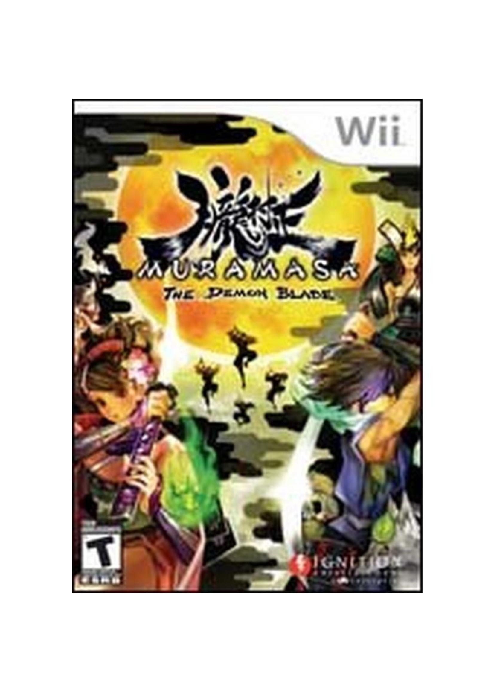 Muramasa: The Dream Blade - Wii PrePlayed