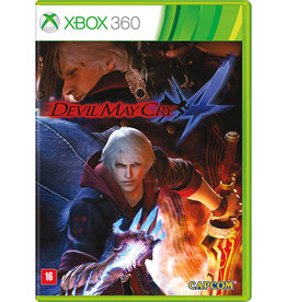 Devil May Cry 4 - XB360 PrePlayed