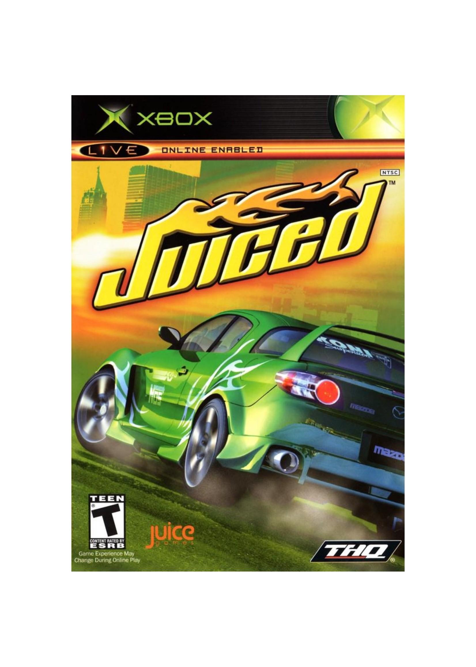 Juiced - XBOX PrePlayed