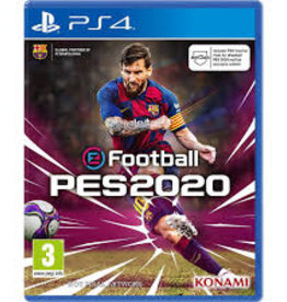 Pro Evolution Soccer PES 2020 - PS4 PrePlayed