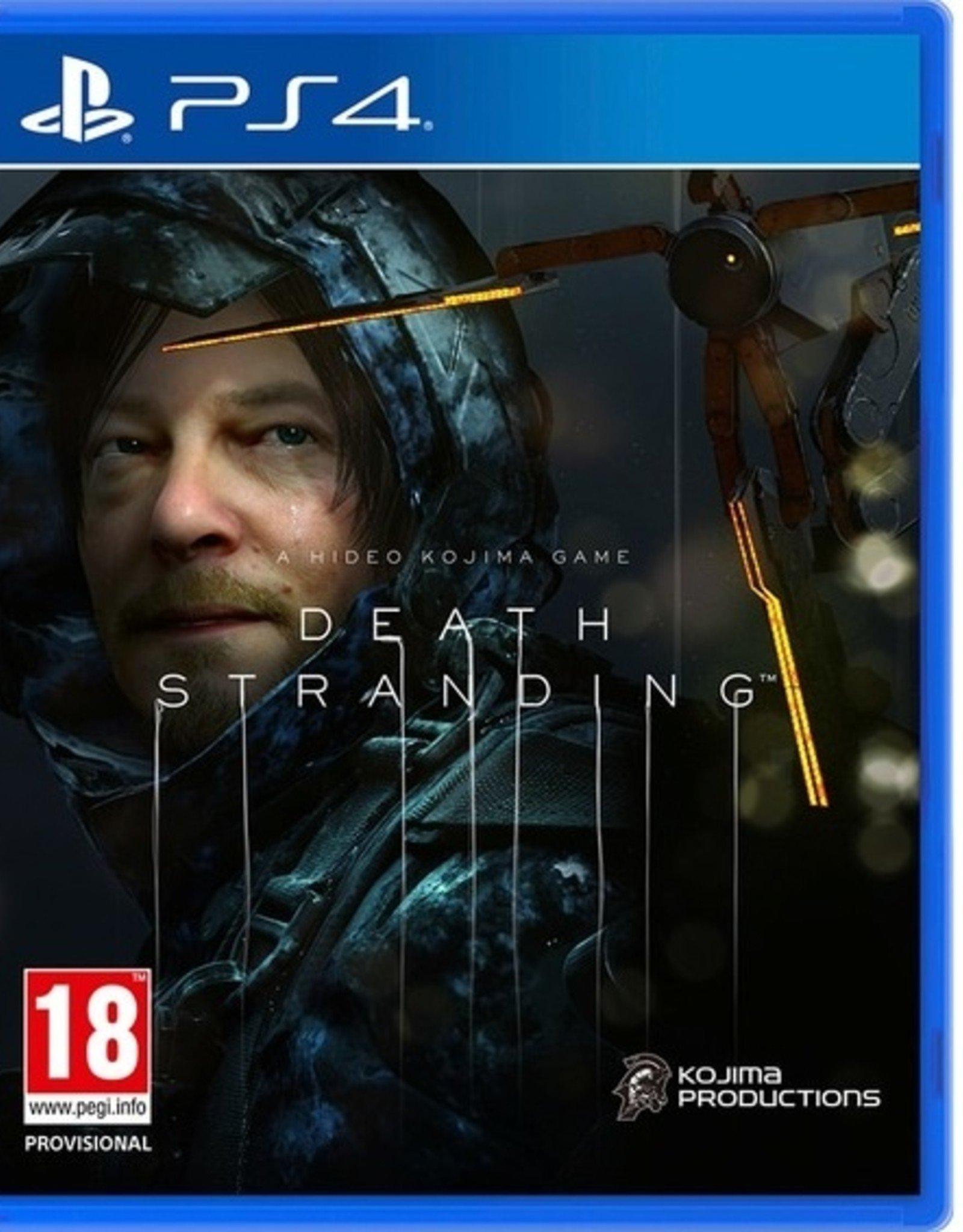Death Stranding - PS4 PrePlayed
