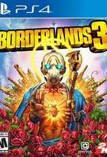 Borderlands 3 - PS4 PrePlayed