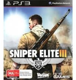 Sniper Elite 3 - PS3 PrePlayed