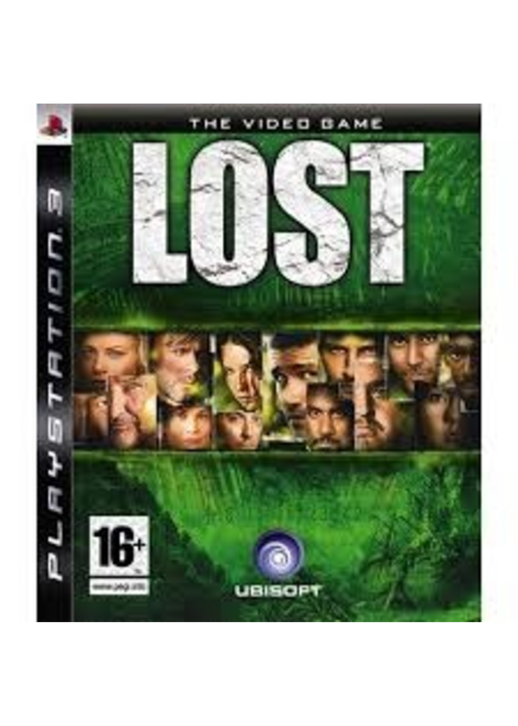 LOST - PS3 PrePlayed