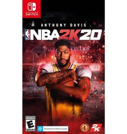 NBA 2K20 - SWITCH PrePlayed