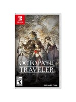 Otopath Traveler - SWITCH PrePlayed
