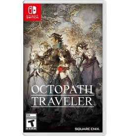 Otopath Traveler - SWITCH PrePlayed