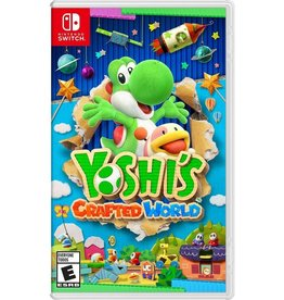 Yoshi's Crafted World - SWITCH PrePlayed