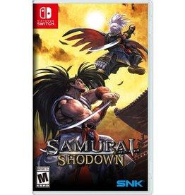 Samurai Showdown - SWITCH NEW