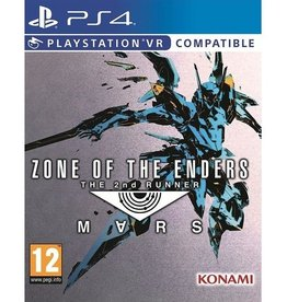 ZONE OF THE ENDERS: The 2nd Runner MARS - PS4 NEW