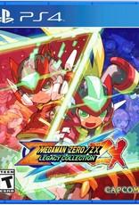 Mega Man Zero / ZX Legacy Collection - PS4 NEW