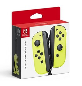 Nintendo Nintendo Switch Joy Con L + R Controller (Neon Yellow)