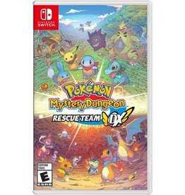 Pokemon Mystery Dungeon: Rescue Team DX - SWITCH NEW