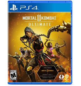 Mortal Kombat 11 Ultimate - PS4 NEW