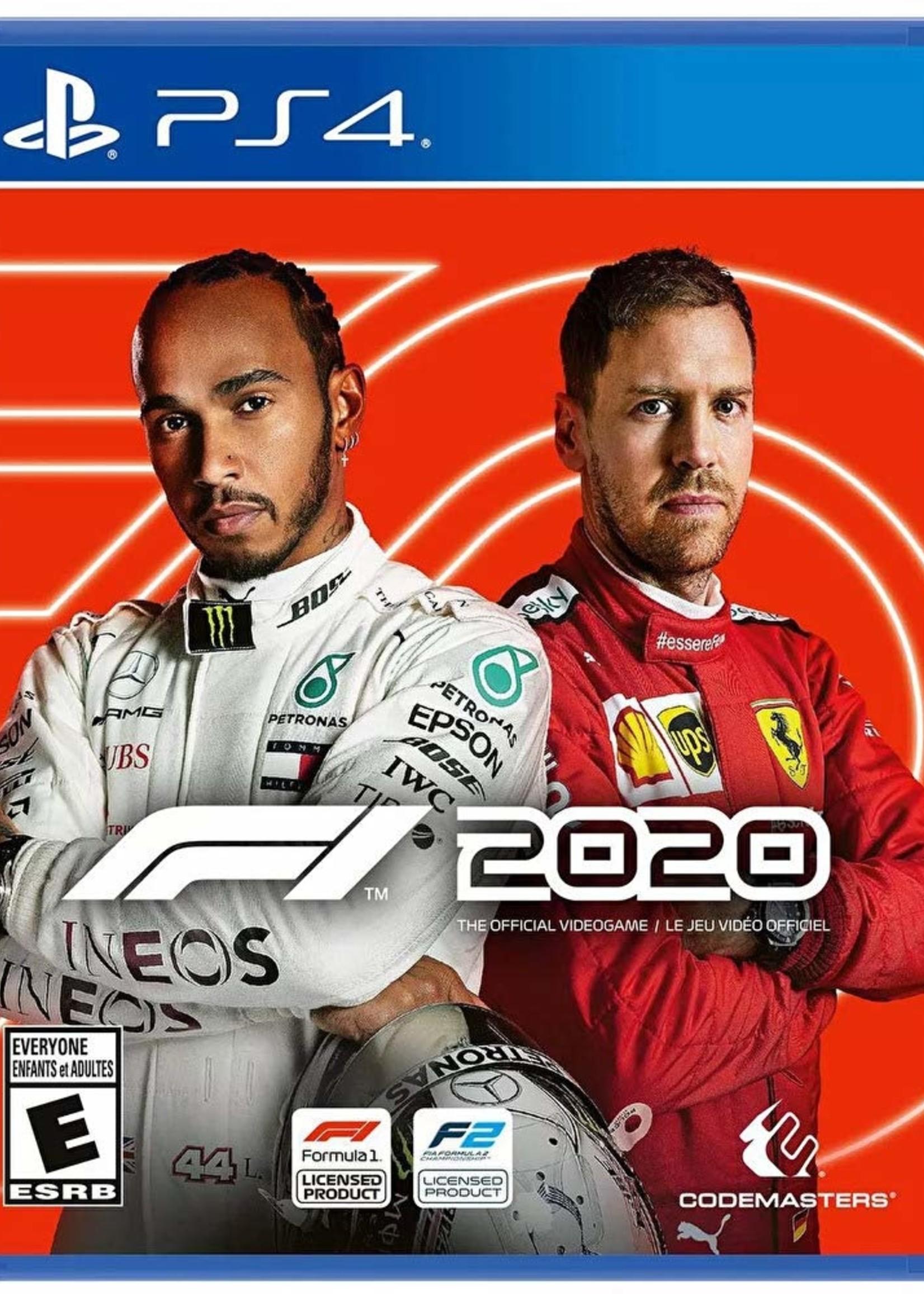 F1 2020 - PS4 NEW