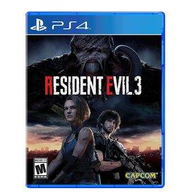 Resident Evil 3 (2020) - PS4 NEW