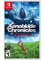 Xenoblade Chronicles Definitive Edition  - SWITCH NEW