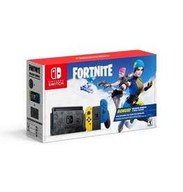 Nintendo Nintendo Switch System - Fortnite Wildcat Bundle