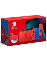Nintendo Nintendo Switch System Mario Red & Blue Edition