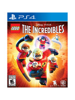 The Incredibles - PS4 PrePlayed