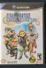 Final Fantasy Crystal Chronicles - NGC PrePlayed