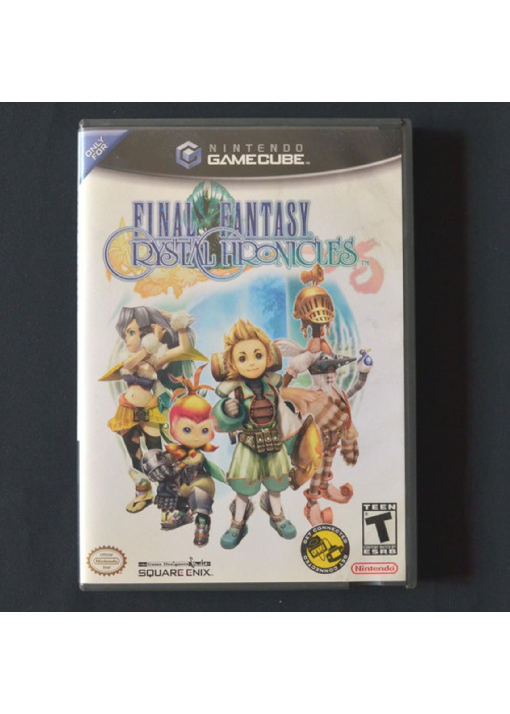 Final Fantasy Crystal Chronicles - NGC PrePlayed