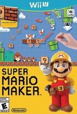 Super Mario Maker - WiiU PrePlayed