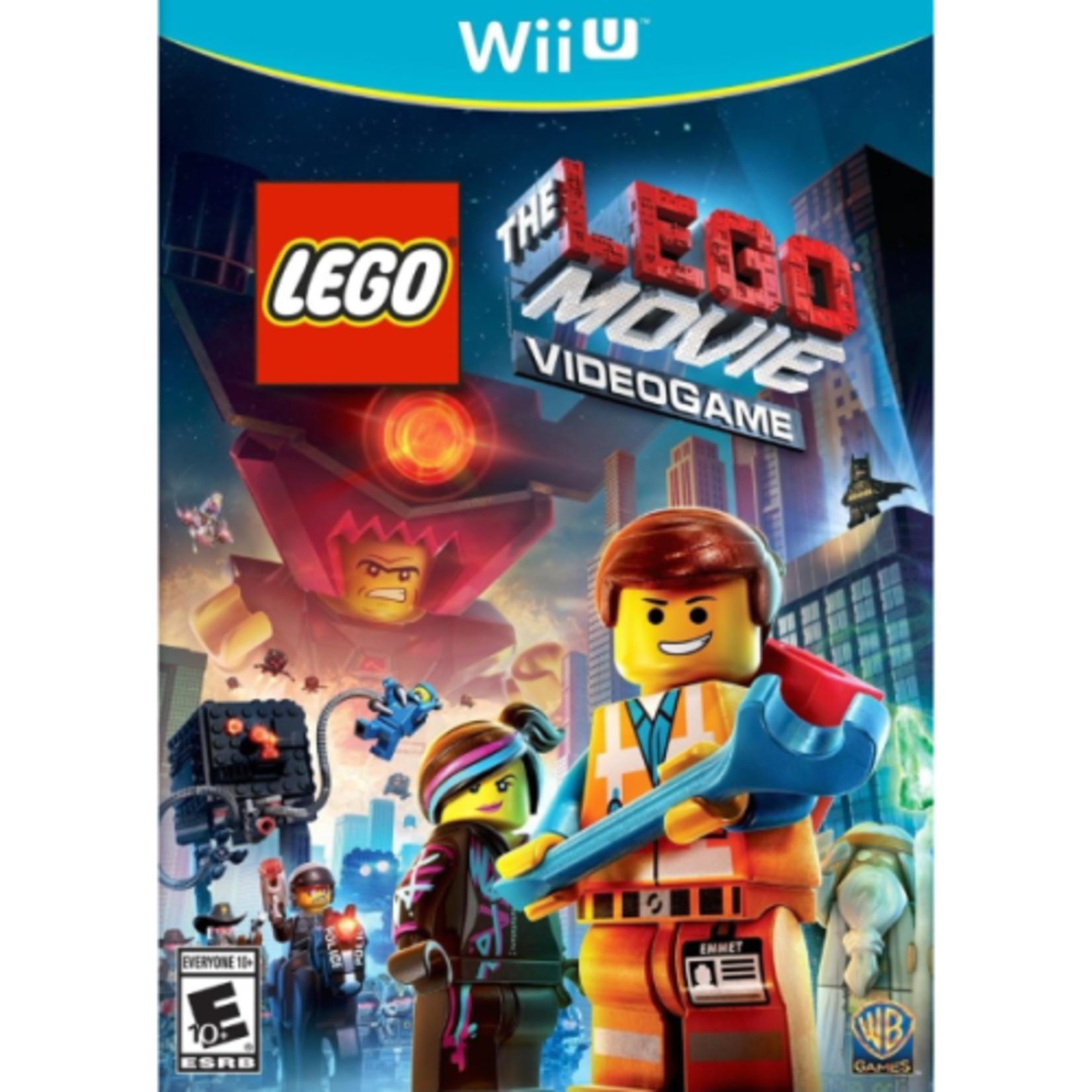 LEGO Movie VideoGame - WiiU PrePlayed