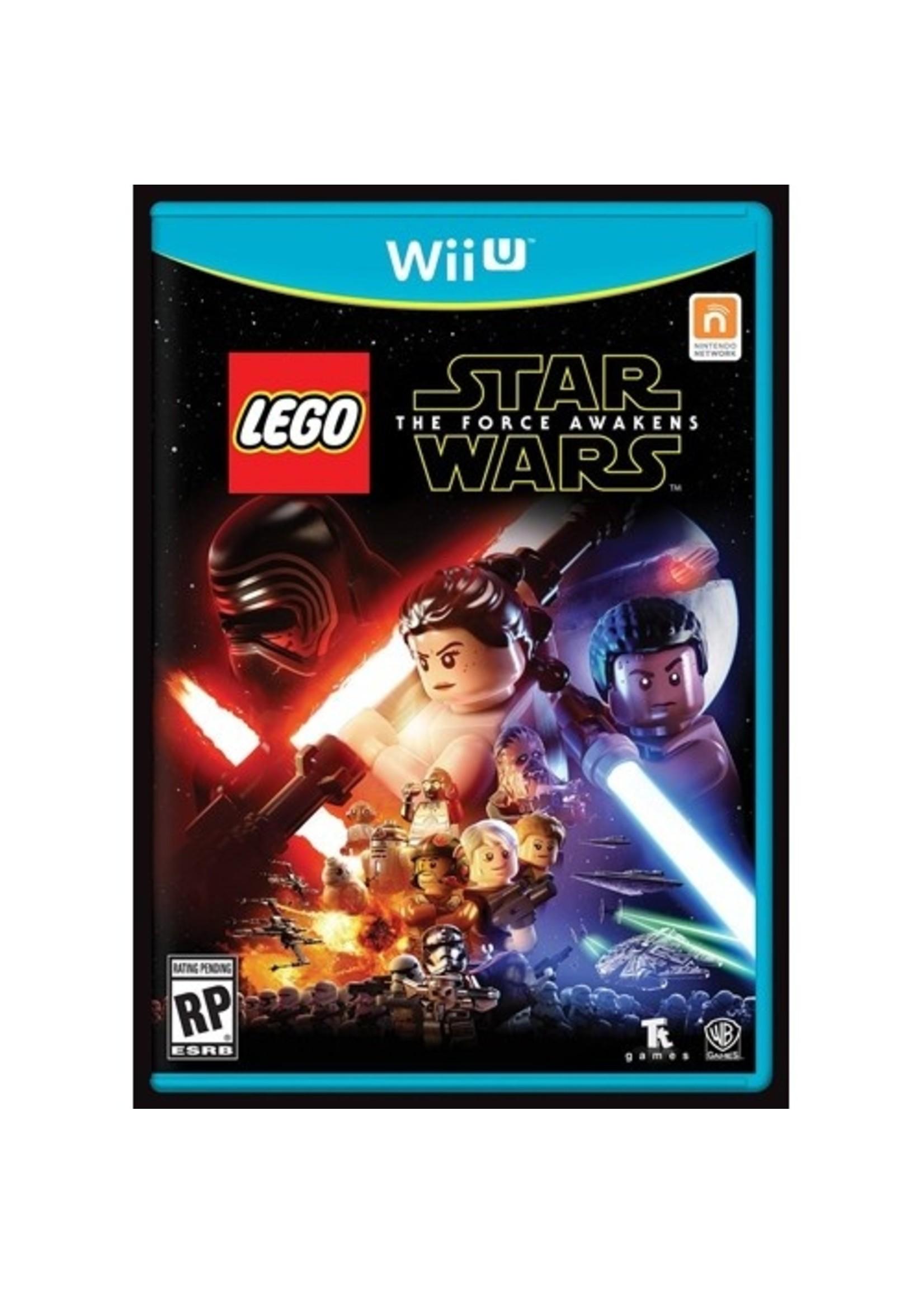 LEGO Star Wars Force Awakens - WiiU PrePlayed