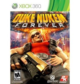 Copy of Duke Nukem Forever - XB360 PrePlayed