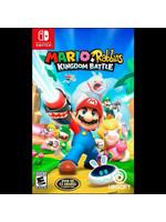 Mario + Rabbids Kingdom Battle - SWITCH PrePlayed