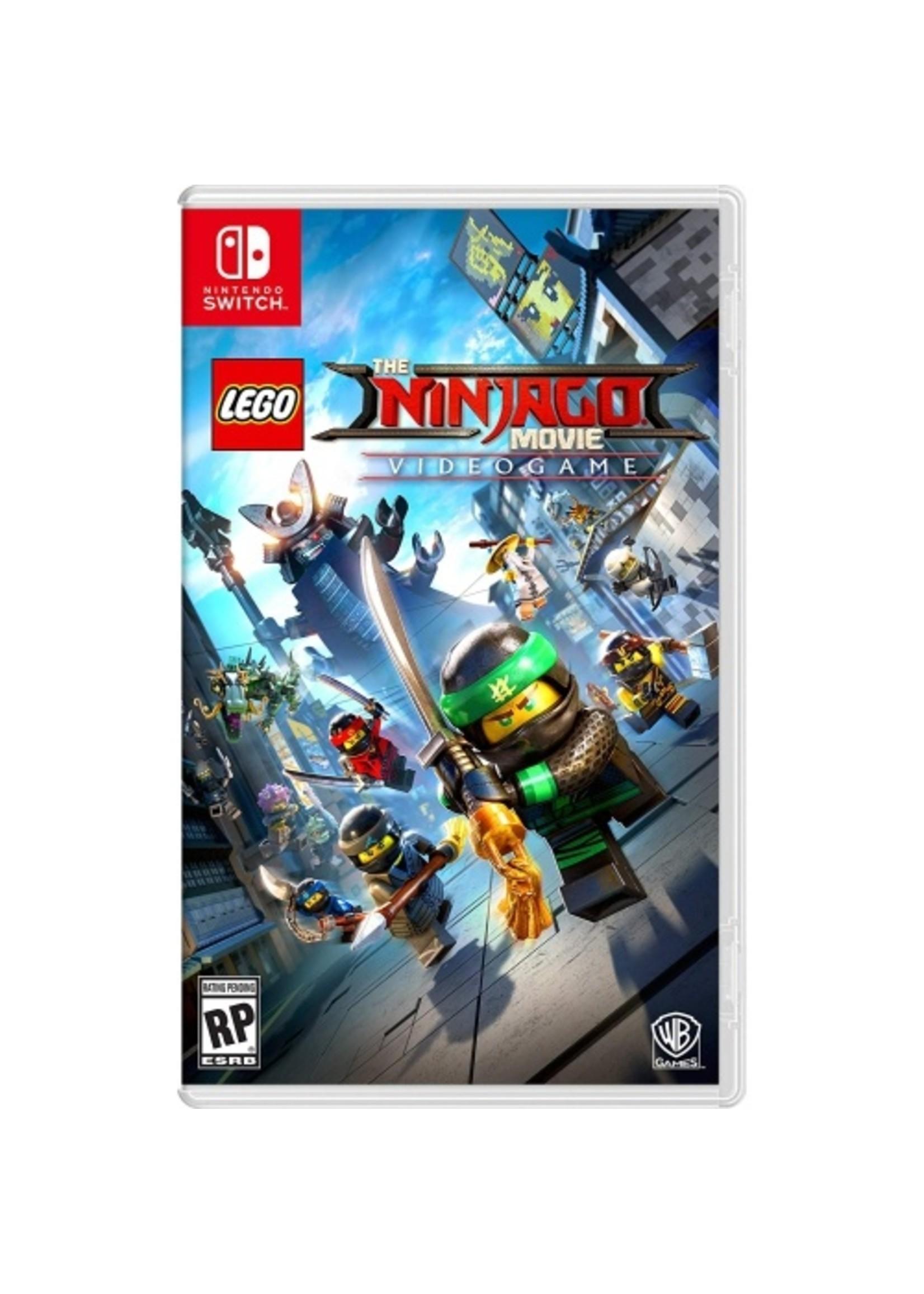 LEGO Ninjago  - SWITCH PrePlayed