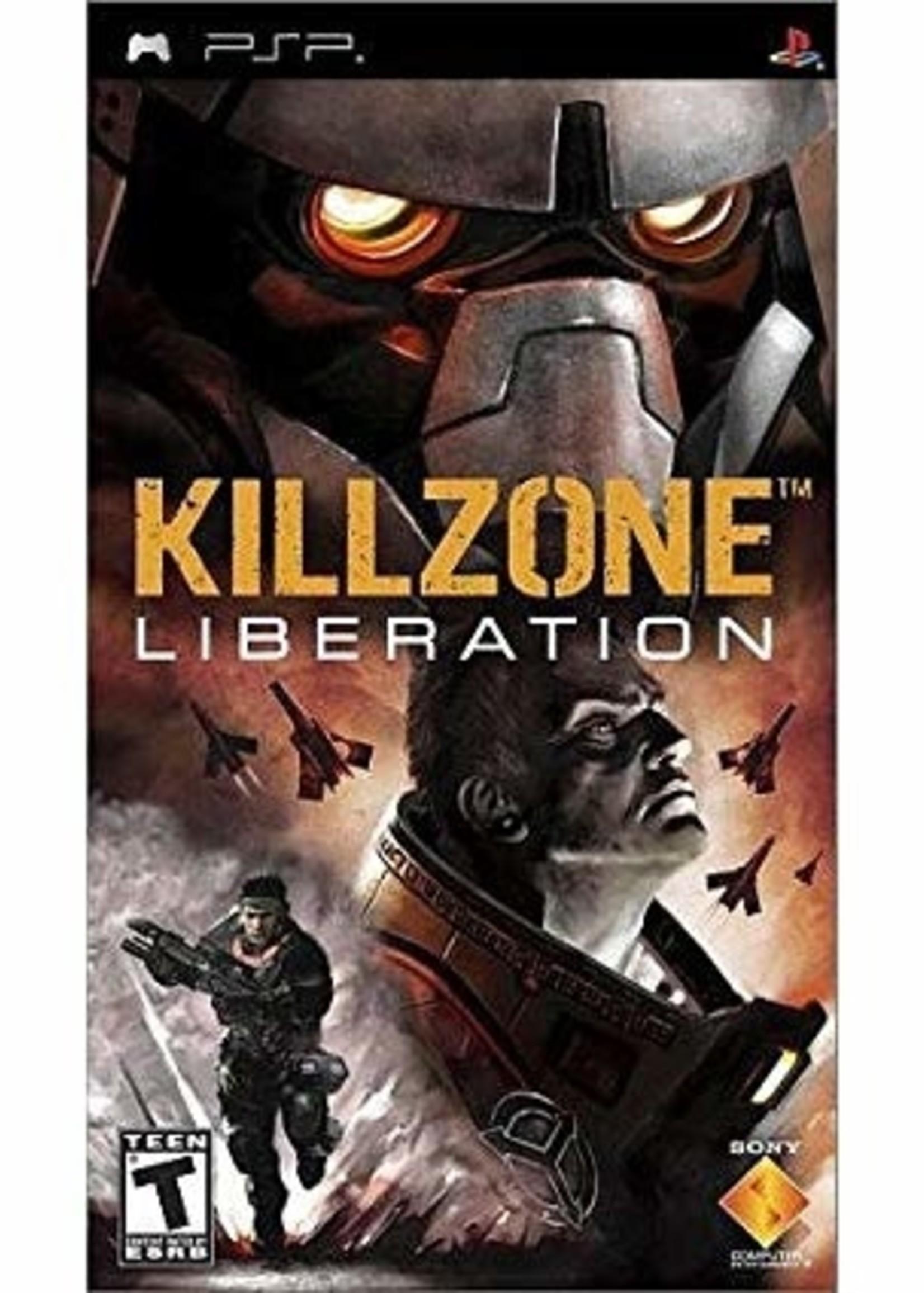 Killzone Liberation - PSV PrePlayed