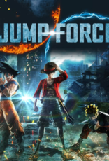 Jump Force Cloth Fabric Scroll Poster