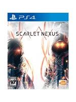 Scarlet Nexus - PS4 NEW