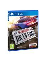 Dangerous Driving - PS4 PrePlayed