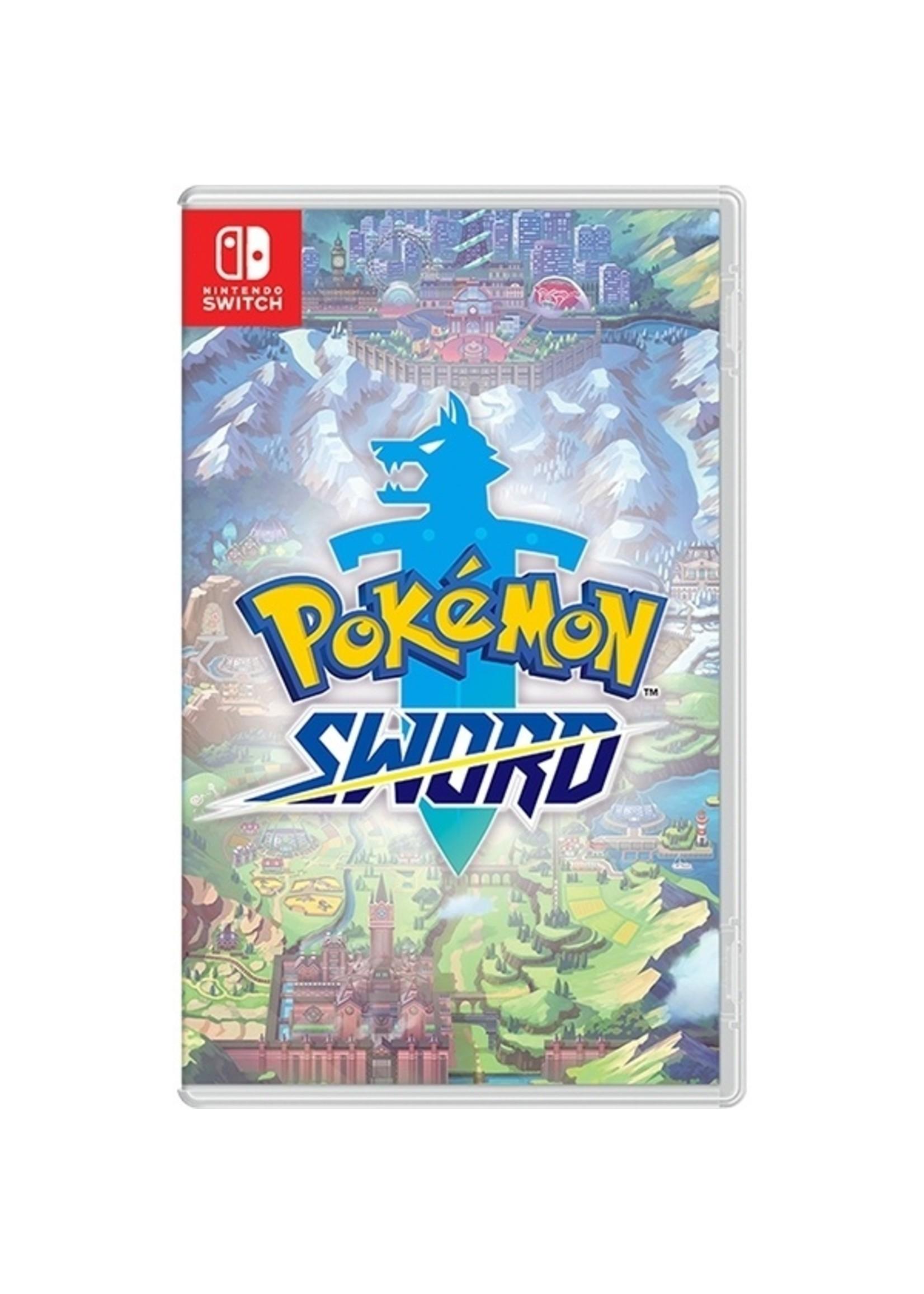 Pokemon: Sword - SWITCH PrePlayed