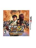 Super Street Fighter 4  - 3DS PrePlayed