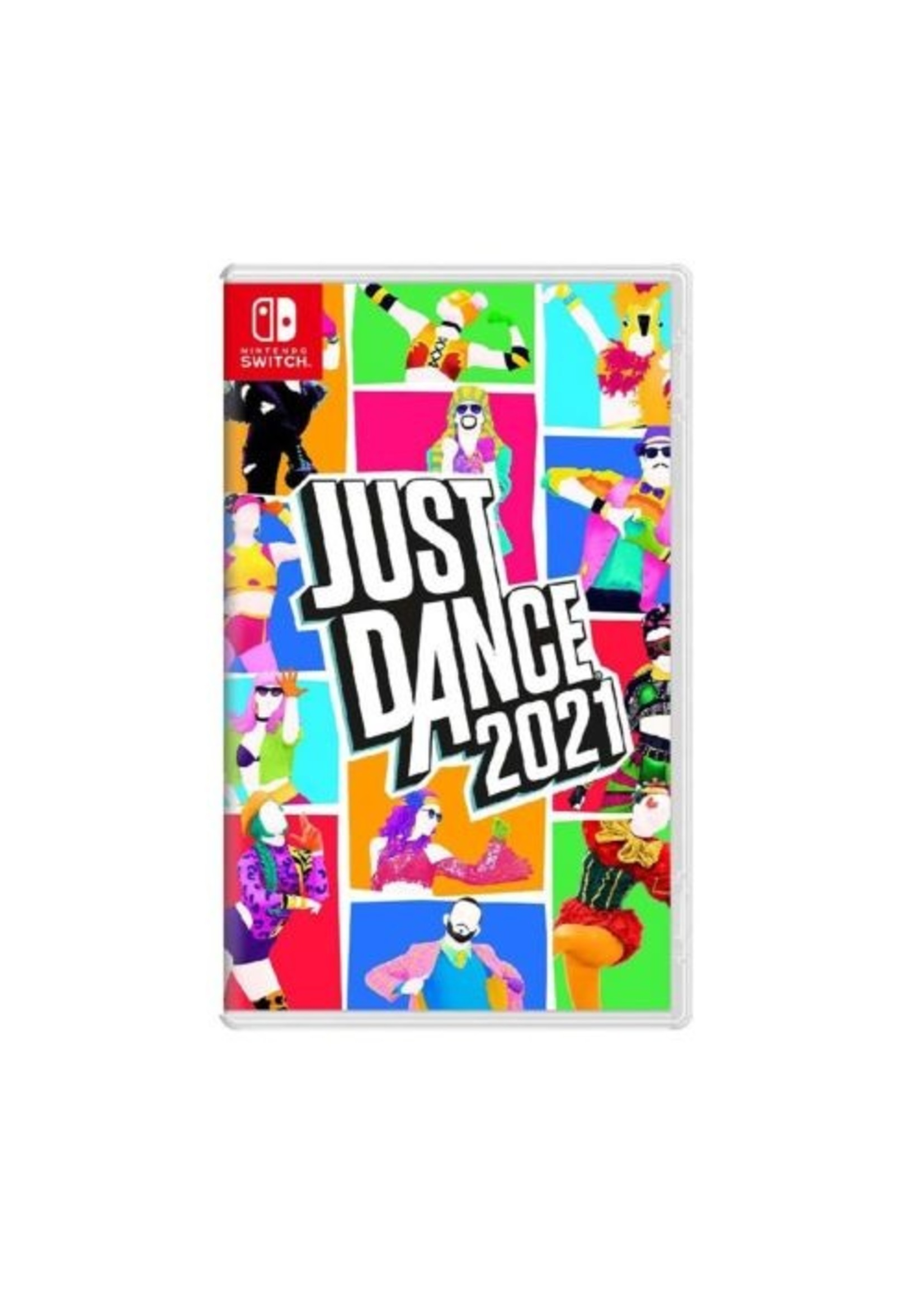 Just Dance 2021 - SWITCH NEW