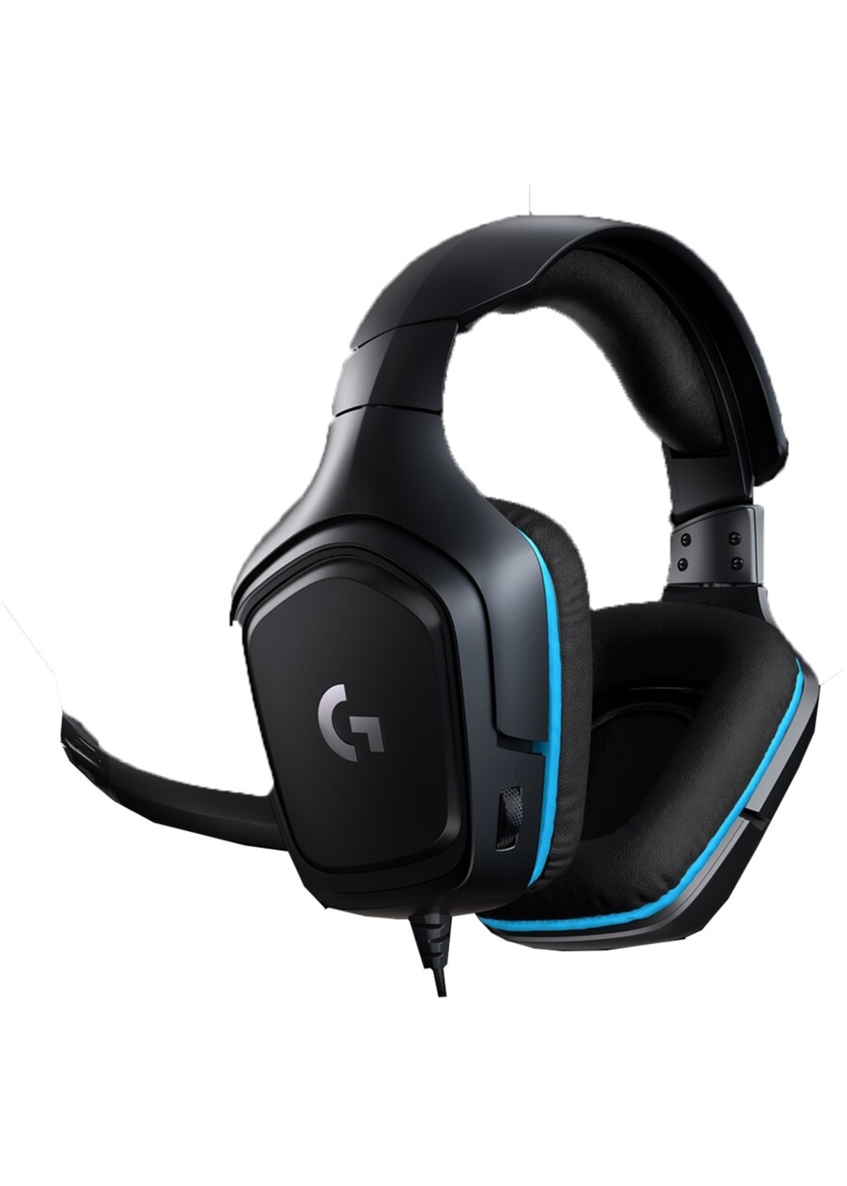 Logitech G432 DTS:X 7.1 Surround Sound Gaming Headset