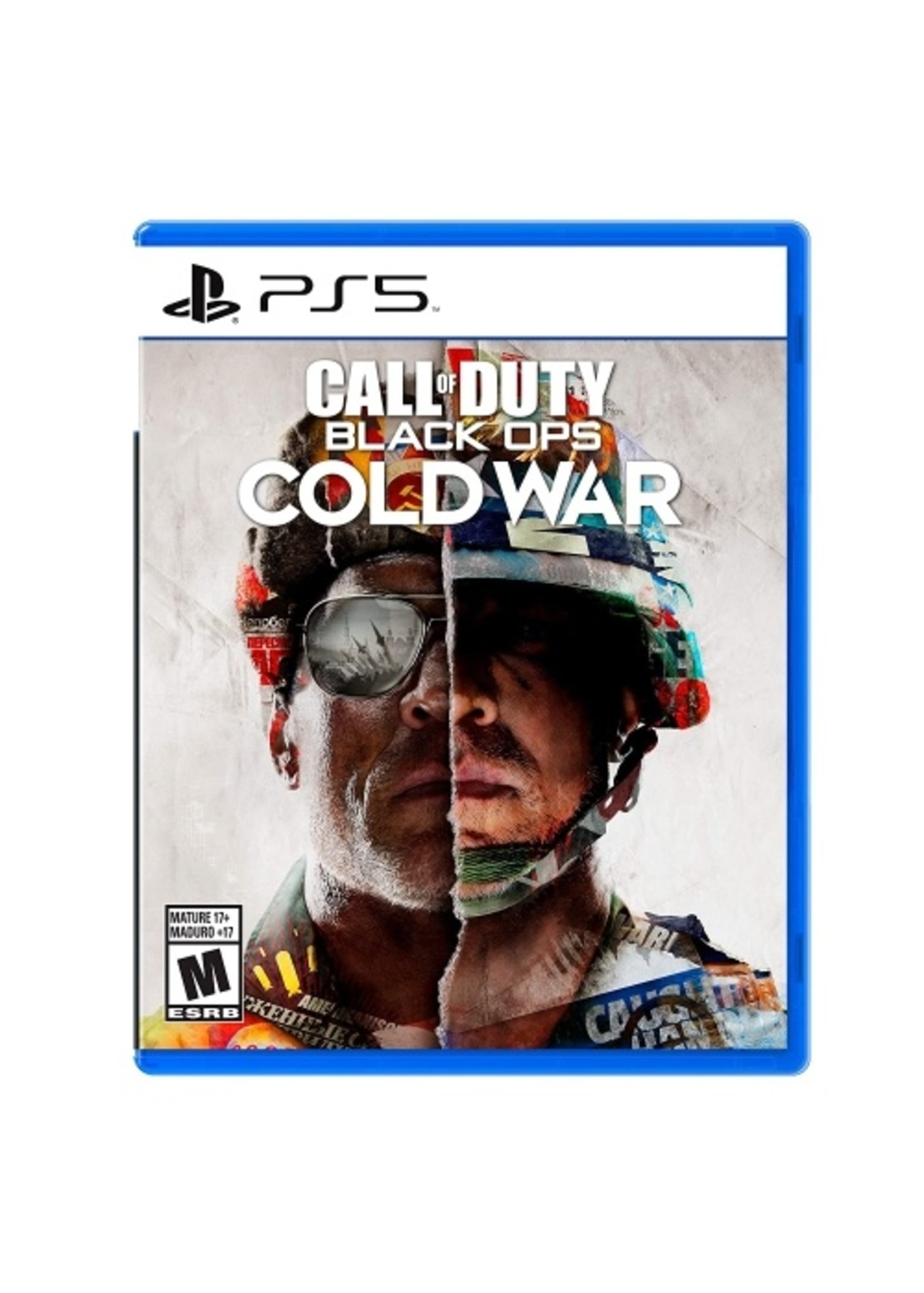 Call of Duty: Black Ops Cold War - PS5 NEW
